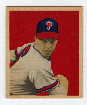 1949 Bowman Robin Roberts RC