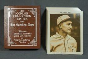 1981 Conlon Collection 1915-1935 Set