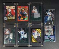 Troy Aikman Autographed Insert and Rookie Cards