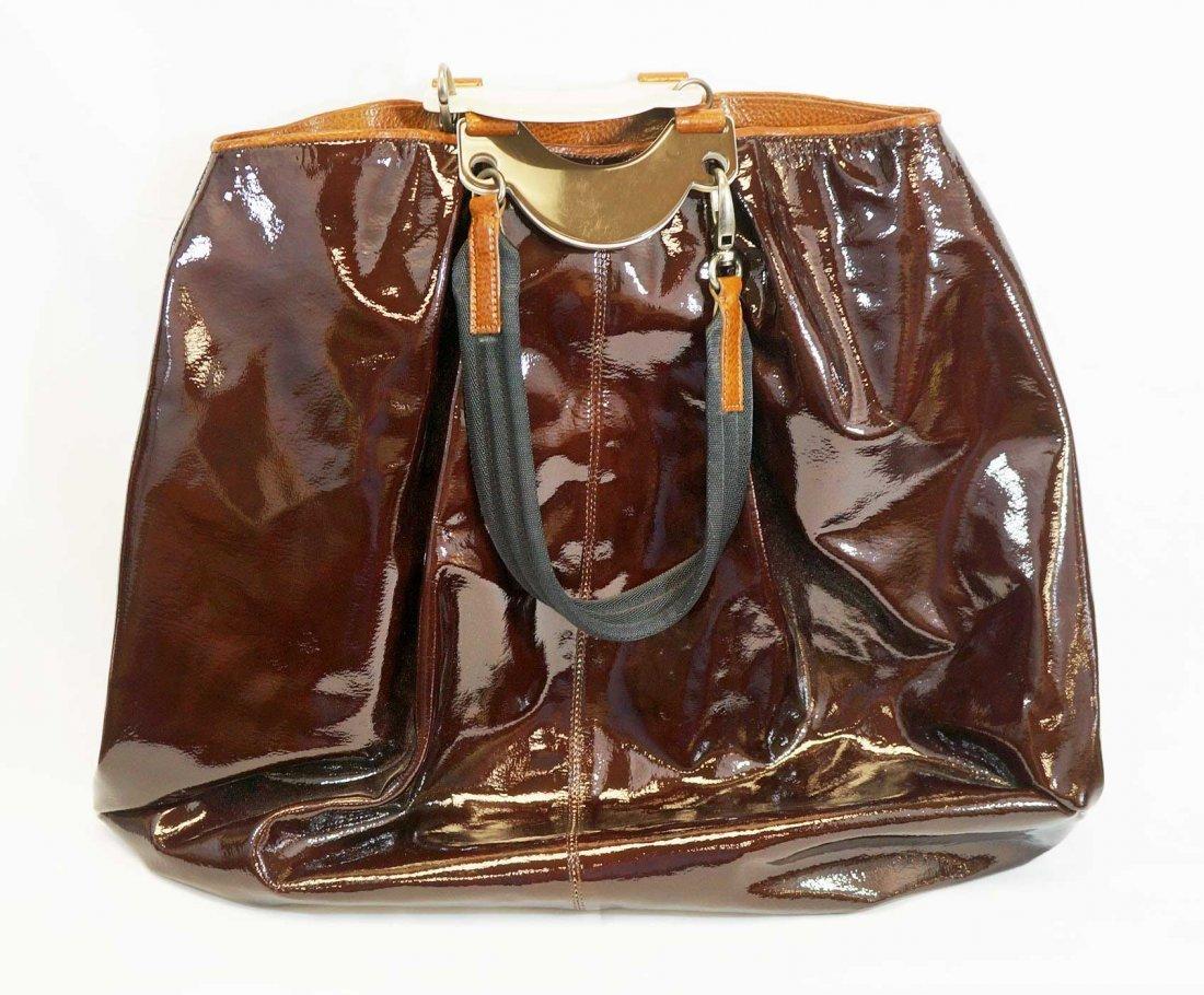 Marni Balloon Bag Patent Leather Like-New