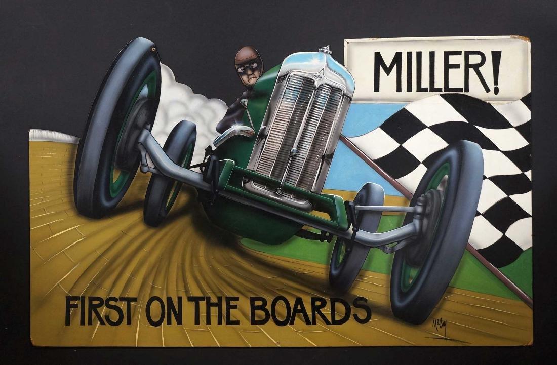 Bob McCoy (1937-2014) Original Artwork