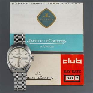 JAEGER LE COULTRE CLUB AUTOMATIC , Reloj de caballero