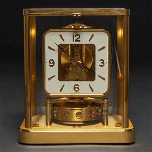 JAEGER -LE COULTRE Serie 652004 - Reloj Atmos Jaeger