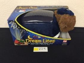 MLB San Diego Padres Pillow Pets Sports Team Dream