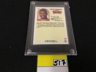 David Robinson Prices 60 Auction Price Results