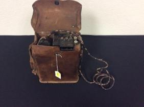 Vintage Signal Corps US Army Telephone EE-8-B