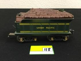 "VINTAGE LIONEL ""UNION PACIFIC"" WOOD TINDER. NICE"
