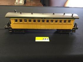 "VINTAGE LIONEL ""VIRGINIA & TRUCKEE"" PASSENGER CAR 16010"
