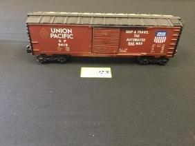 """VINTAGE LIONEL  """"UNION PACIFIC"""" BOX CAR, #9419"""