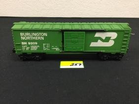 LIONEL VINTAGE BURLINGTON NORTHERN, BN 6-9209. BLT 1-71