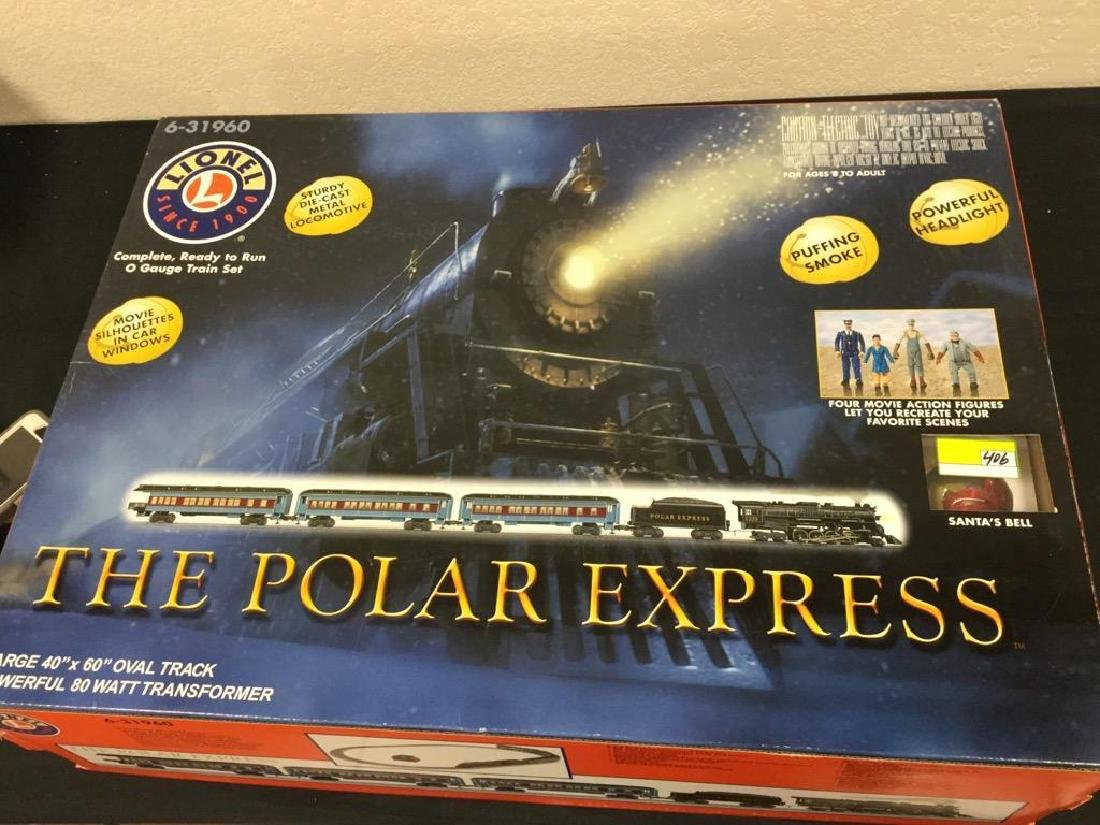"""VINTAGE LIONEL """"MICRO RACERS EXPRESS"""" SET. COMLPETE AND"""