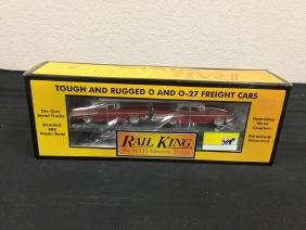 RAIL KING BY MTH ELICTRIC TRAINS. MTH LINES WITH ERTL