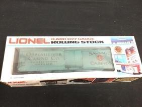 VINTAGE LIONEL ROLLING STOCK '0' and '027' gauge