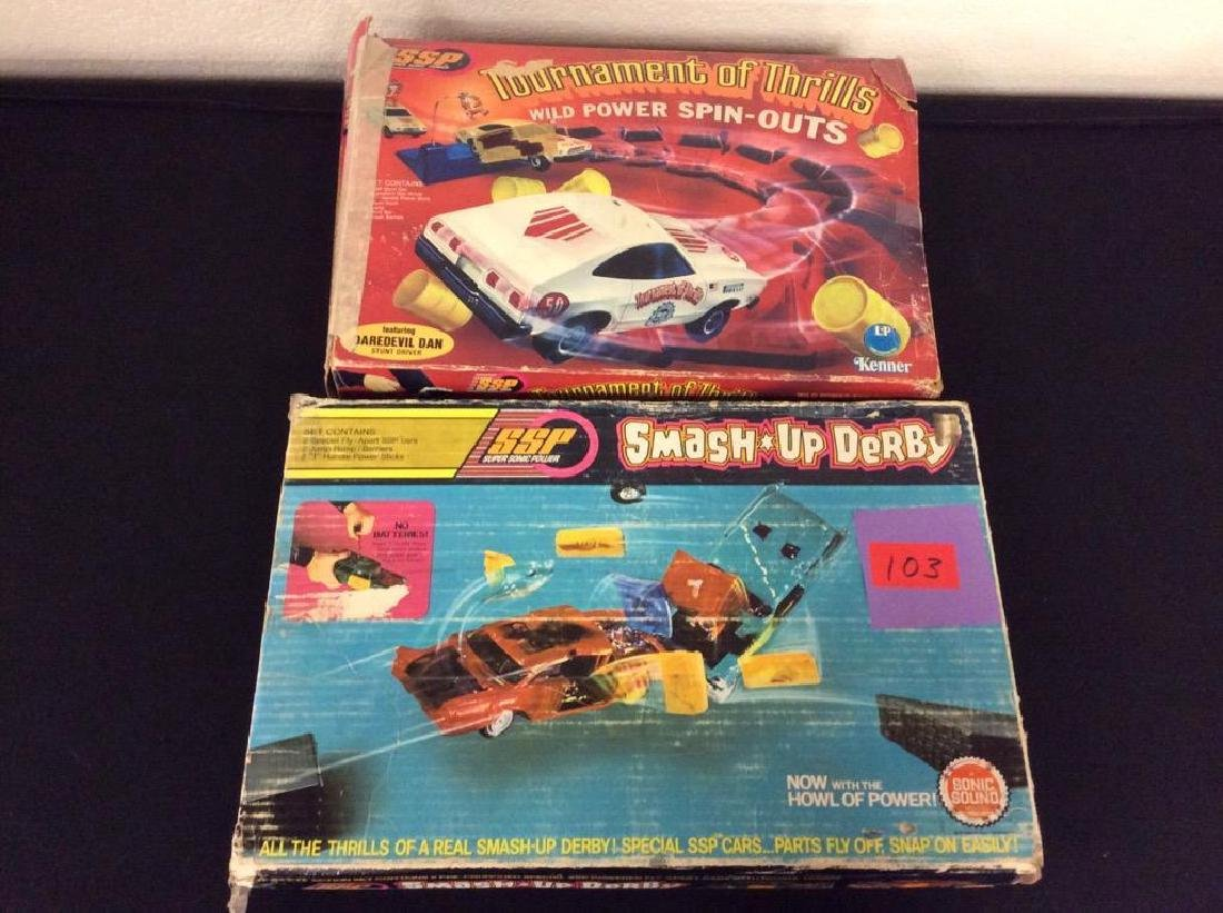 VINTAGE SMASH UP DERBY AND TOURNAMENT OF THRILLS HOT