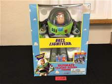 """VINTAGE THINK WAY TOY STORY """"BUZZ LIGHTYEAR"""" ULTIMATE"""