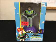 """VINTAGE THINK WAY TOY STORY """"BUZZ LIGHTYEAR"""""""