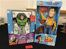 VINTAGE TOY STORY, ONE BUZZ LIGHT YEAR UNIVERSE