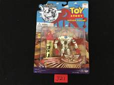 VINTAGE TOY STORY HARD TO FIND RARE, BUZZ LIGHTYEAR,