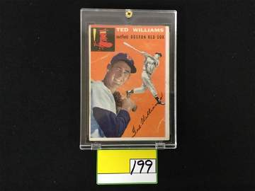 1954 Topps Ted Williams #1