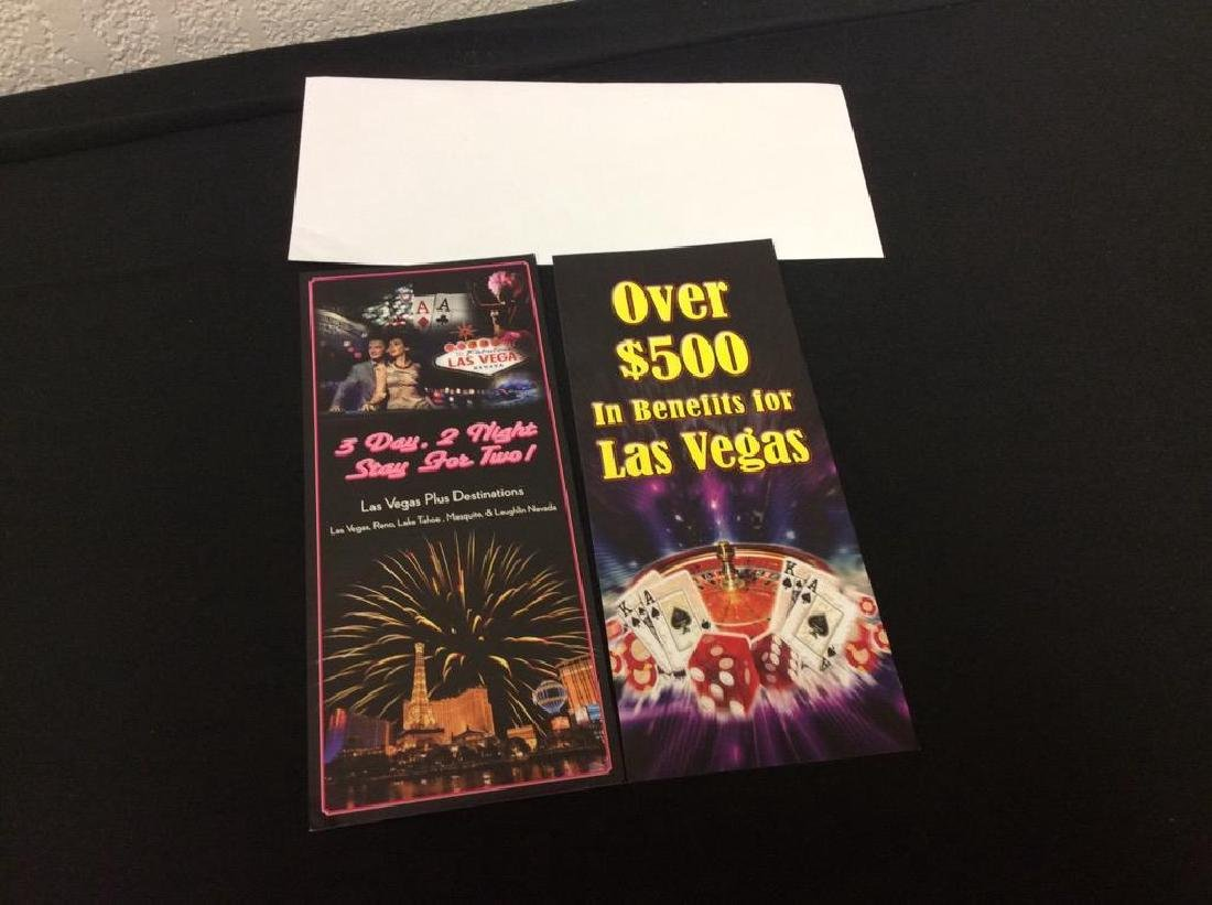 3 Day, 2 Nigh Stay for 2 In Las Vegas plus other