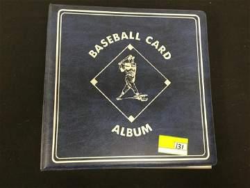 VINTAGE 1975 TOPPS BASEBALL CARDS. COMPLETE SET.