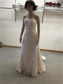 Size 12 Maggie Sottero Wedding Dress