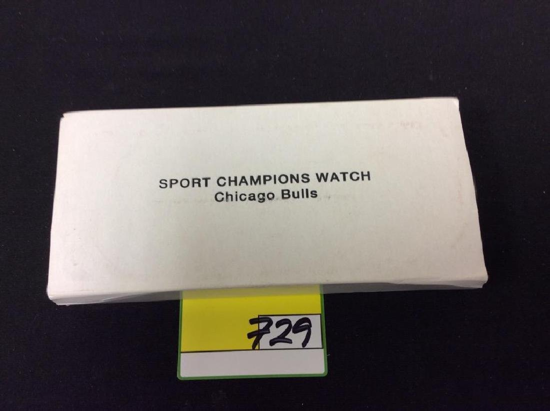 CHICAGO BULLS SPORT CHAMPIONS WATCH. - 2