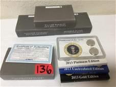2013 Presidential Dollar Collection  McKinley