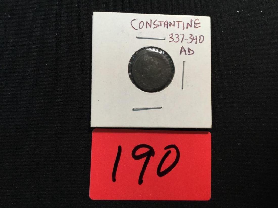 CONSTANTINE ll AD 337-340 Roman