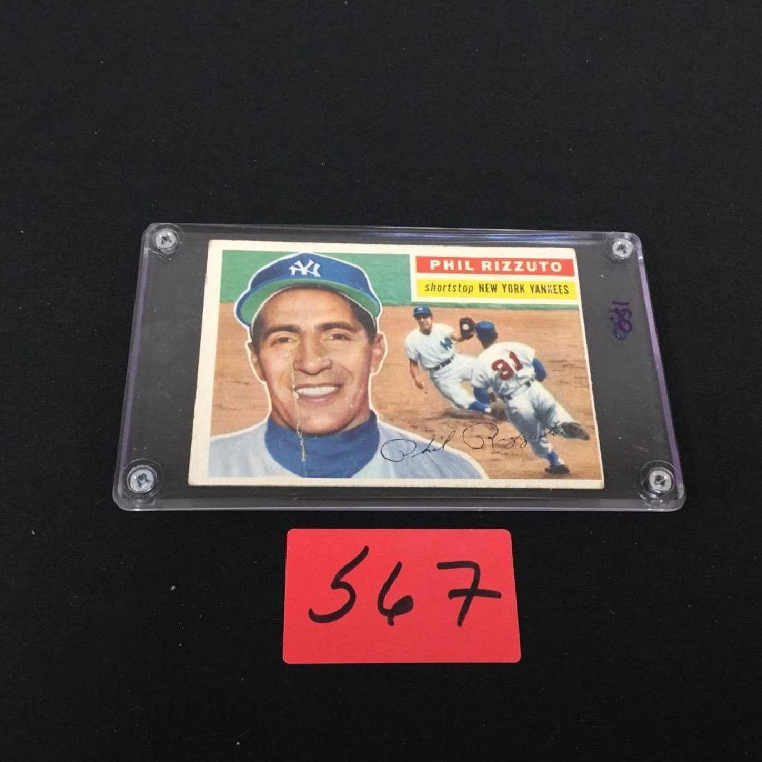 1956 TOPPS PHIL RIZZUTO