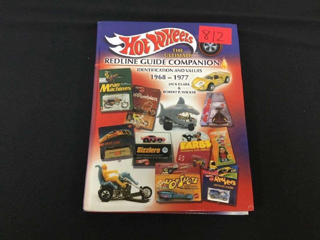 "Hot Wheels ""The Ultimate"" Reline Guide Companion 1968"