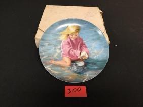 """1989 DONALD ZOLAN PLATE BY PEMBERTON&OAKES #8875A """""""