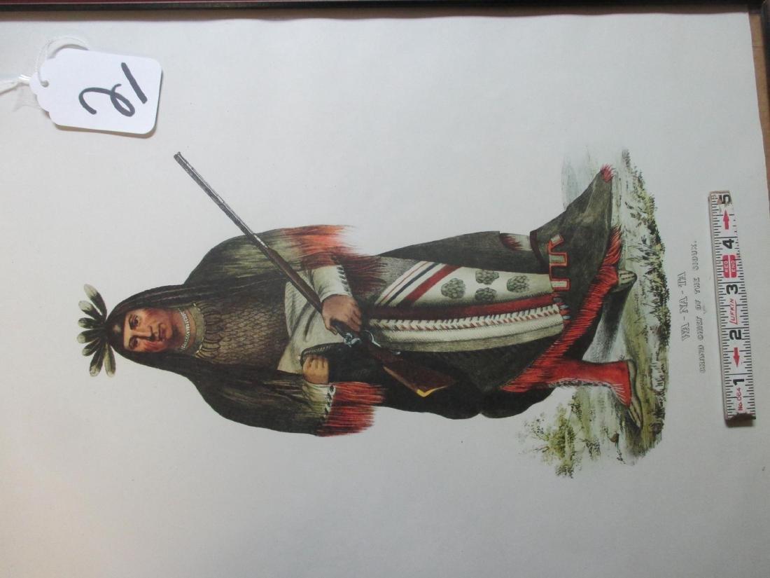 Sioux Chief print