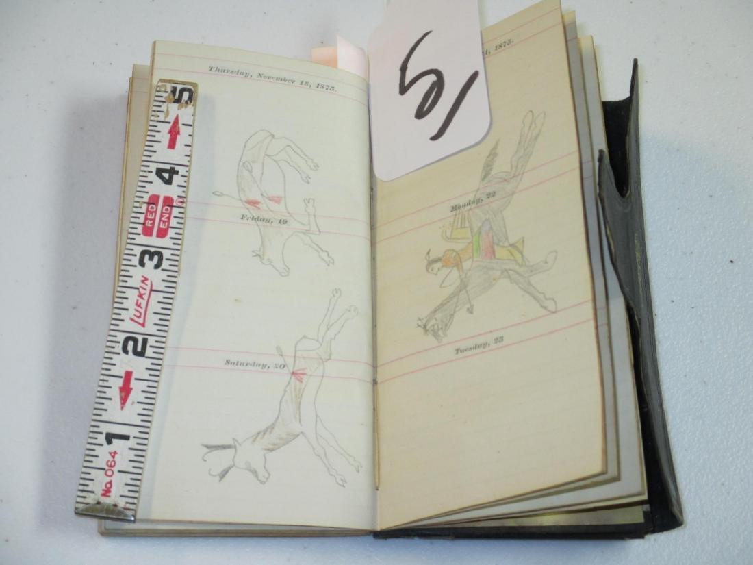 Booklet, Drawings