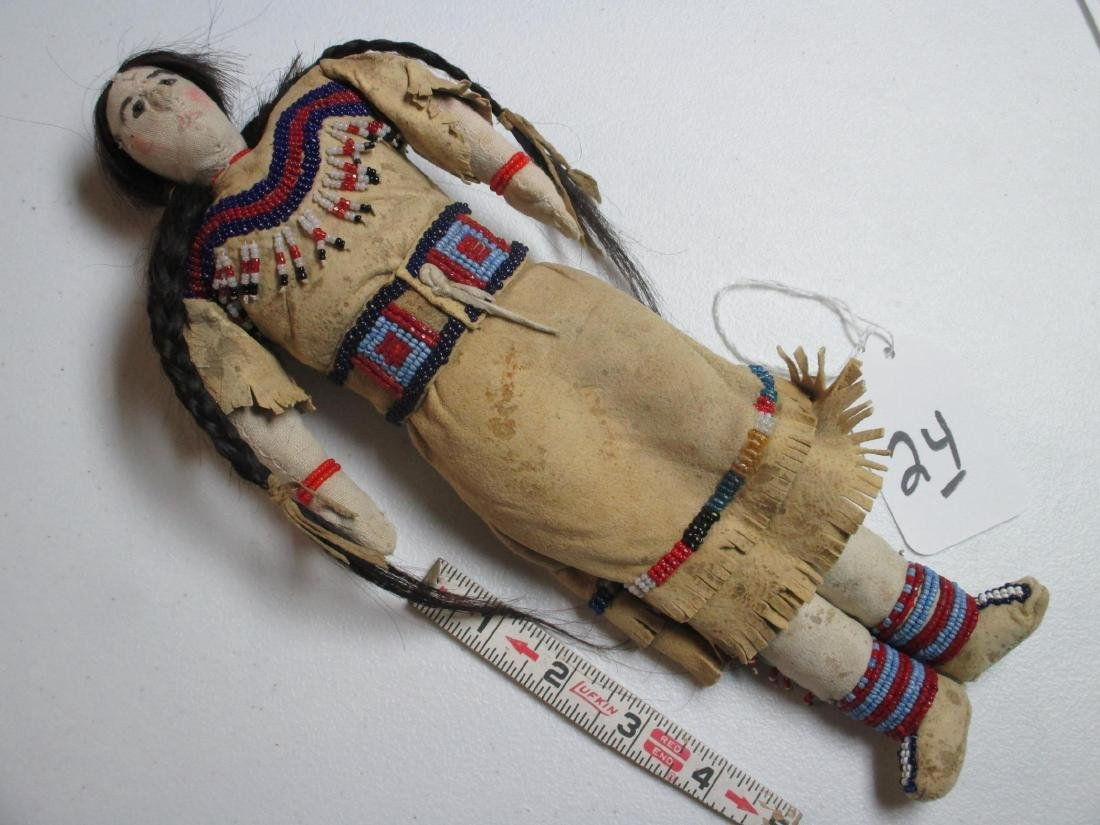 Blackfoot Doll