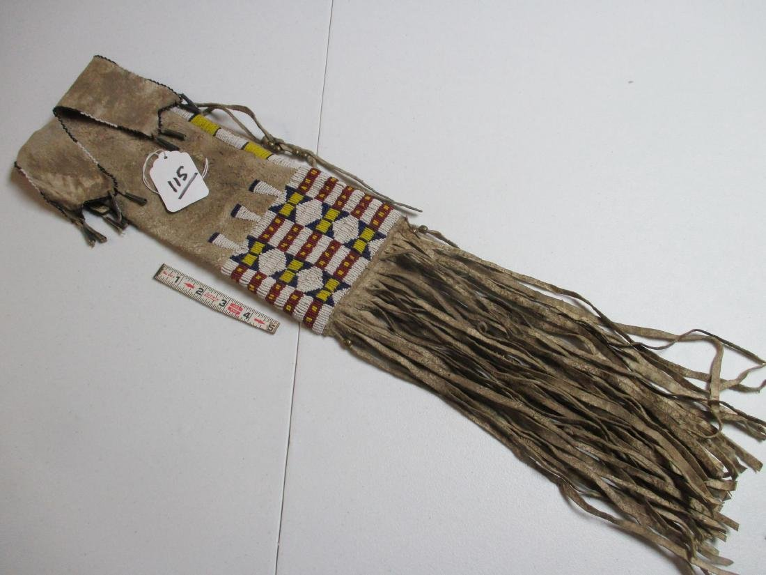 1890 Cheyenne pipe bag