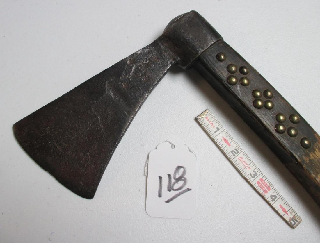 1880 War axe - 2