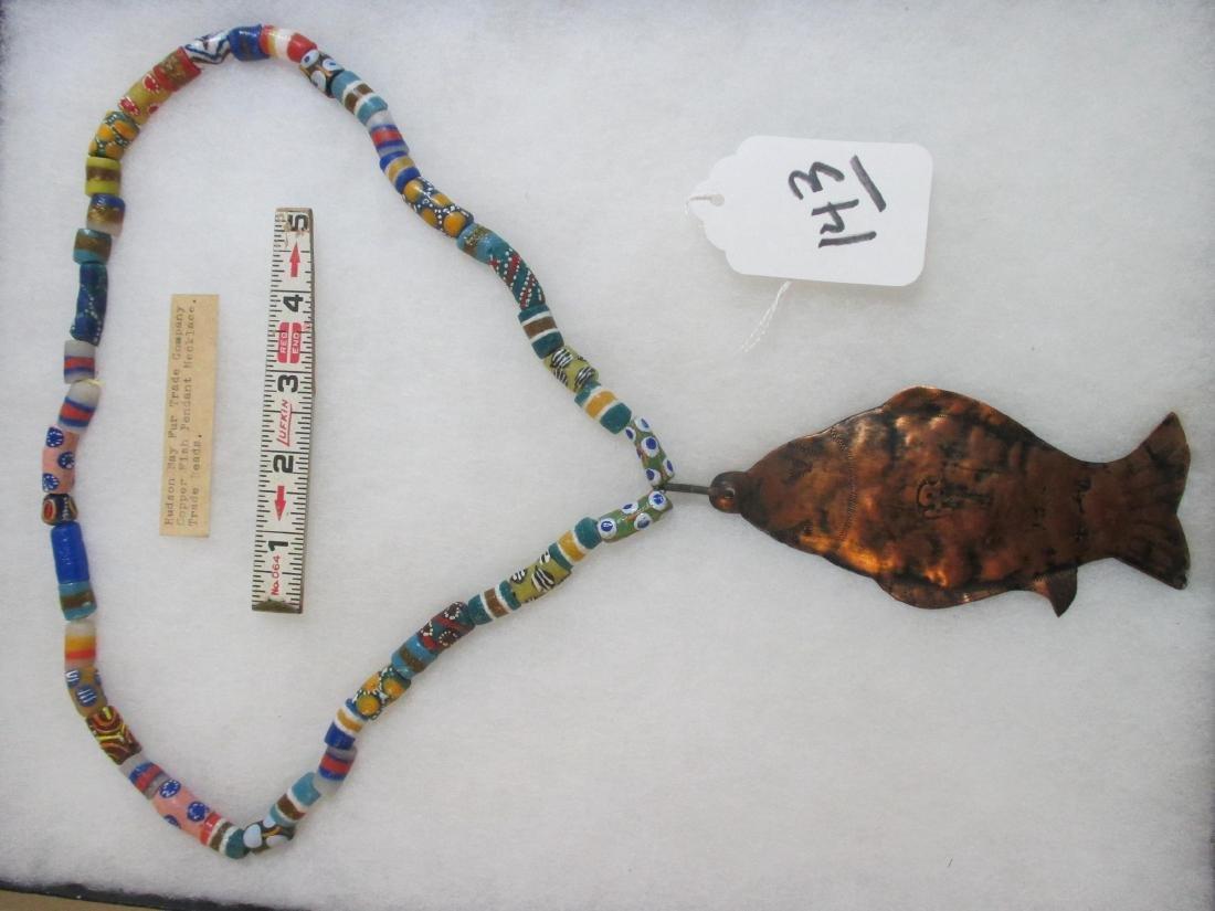 Trade necklace