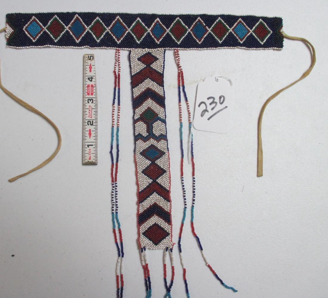 1880 Apache necklace