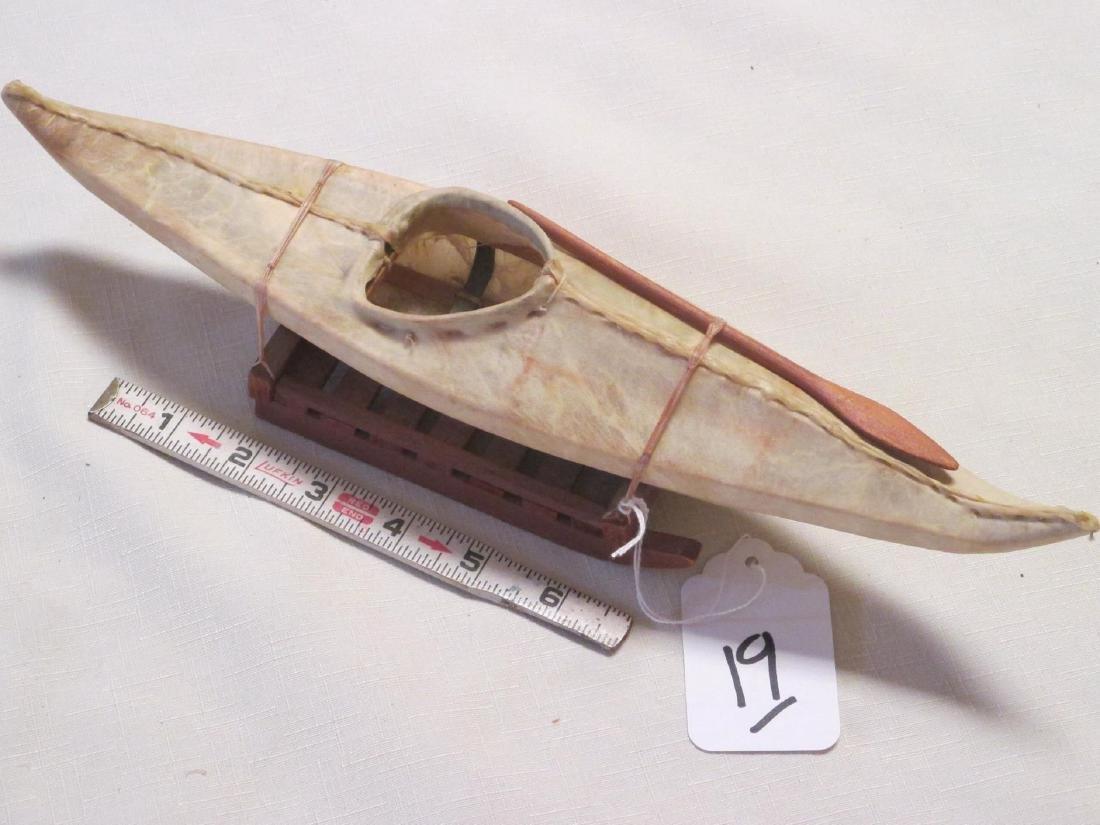 Eskimo Kayak