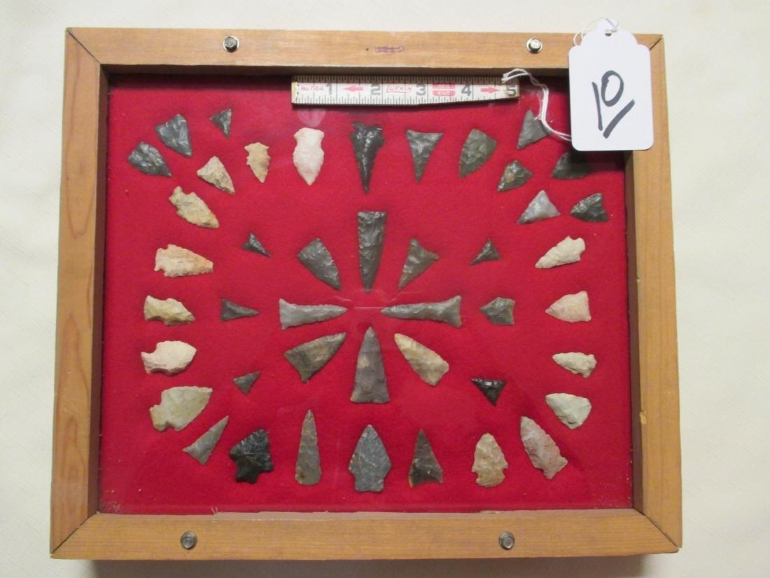 44 Arrowheads