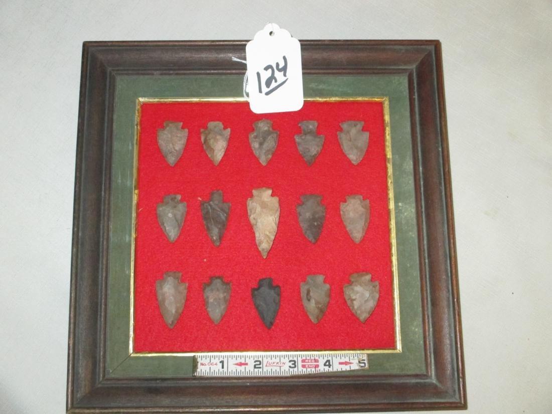 15 Arrowheads
