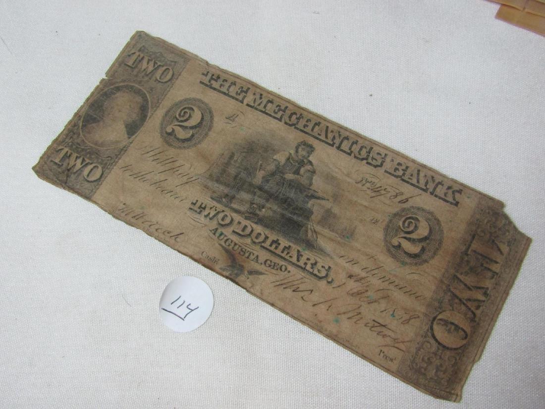 Georgia note