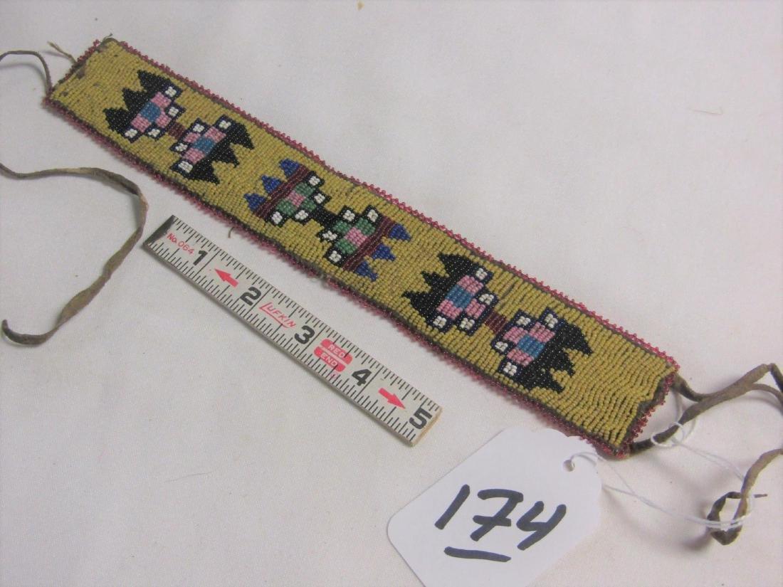 Blackfoot bead