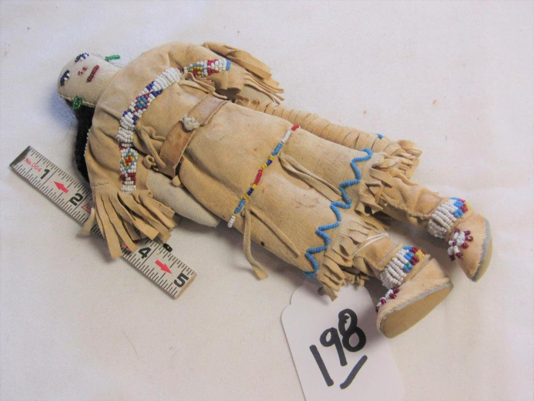 Cheyenne doll