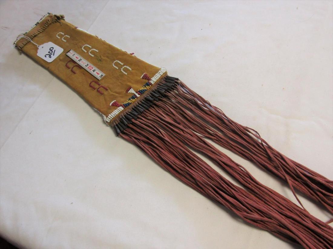 Plains pipe bag