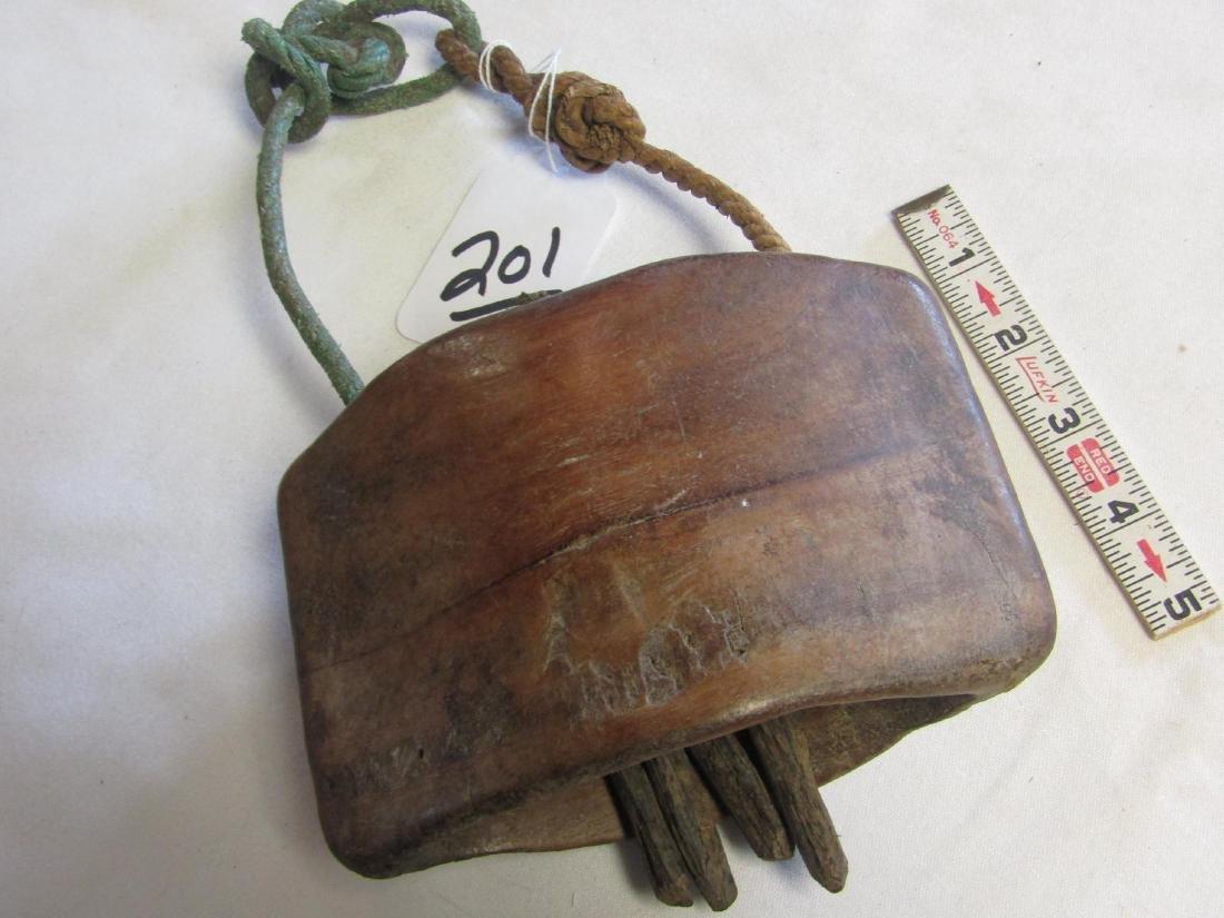 Rattle/door bell