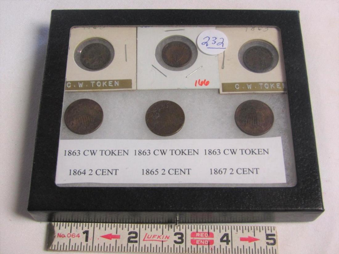 Civil War tokens