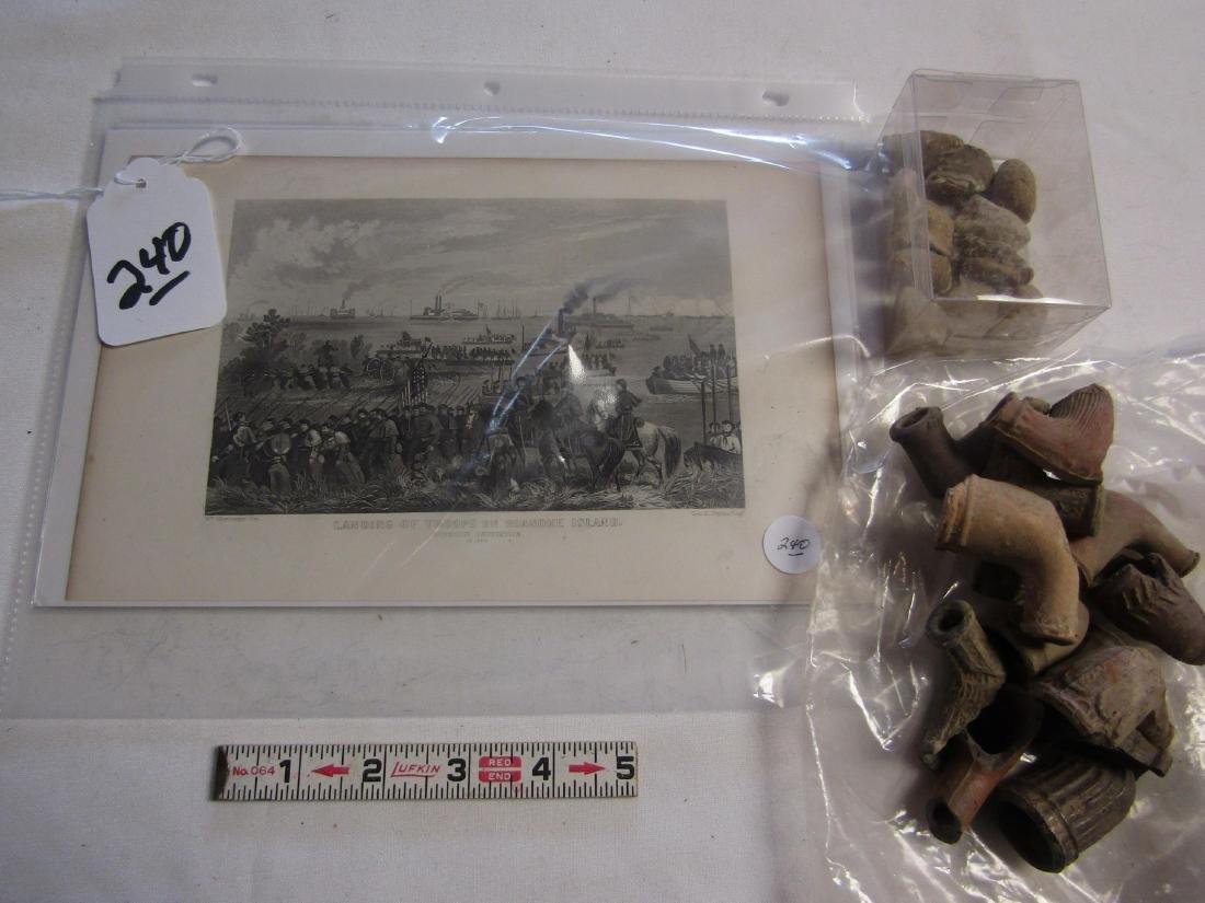 Civil War items