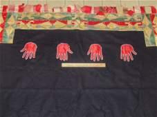 Osage blanket